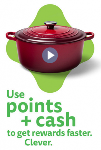 points + cash image