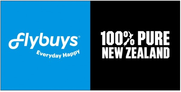 Flybuys partnership with 100% Pure New Zealand